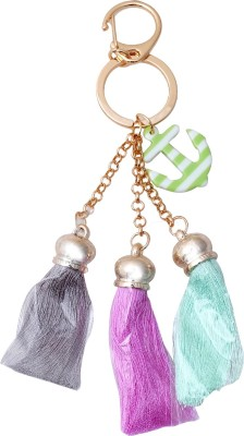 Super Drool Anchor and Threads_D Locking Key Chain