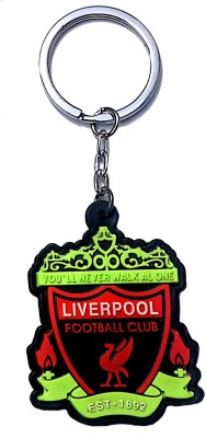 FCS Football Liverpool Rubber Key Chain