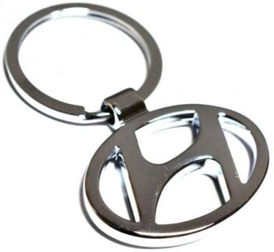 Prime Traders Hyundai Emblem Car Logo Locking Key Chain