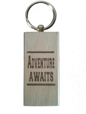 Cult Classics Adventure Key Chain