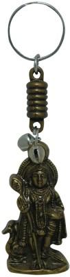 Aaradhi Divya Mantra Lord Murugan Kartikeya Locking Key Chain