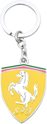 Brighton Ferrari Key Chain