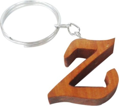 Tarun Industries Alphabet Z Key Chain