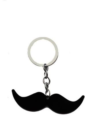 PARRK Moustache Metal Key Chain
