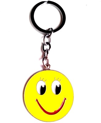 KeepSake Smiley Key Chain