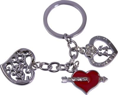 Oyedeal Designer Hearts KYCN1810 Key Chain
