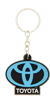 VeeVi Silicone Toyota Key Chain Key Chain
