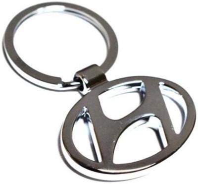 Amor Hyundai Logo Metal Car Keychain Key Chain