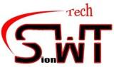 SWT AT101 Locking Carabiner (White)