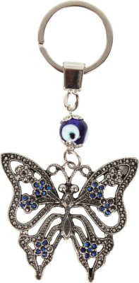 Brecken Paul Chinese Lucky Butterfly key Chain Key Chain