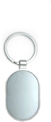 Divinext New Oval Shape Key Chain