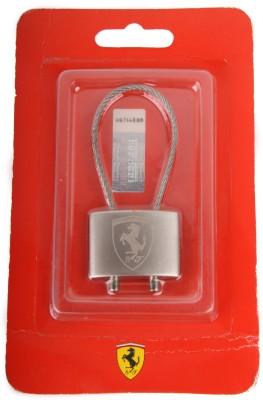 Ferrari Scudetto Key Chain Locking Key Chain