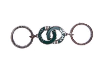 Jaguar Valet Keychain Key Chain