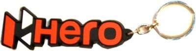 Shop & Shoppee Hero Rubber Key Chain