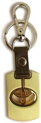 Indiashopers New High Alloy Toyota Locking Key Chain
