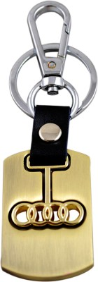 Forty Creek Movable Audi Icon Locking Key Chain