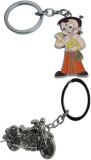 Alexus Chotabheem And Bike Key Chain (Si...