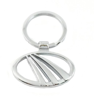 Onlinemart Mahindra Metallic Key Chain