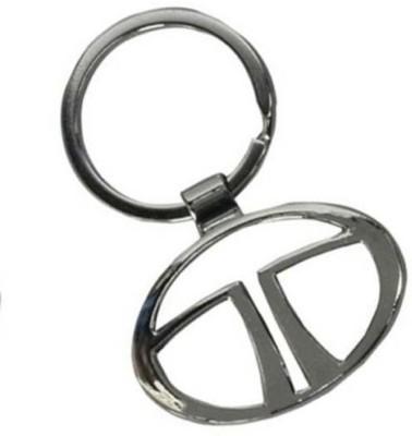 Amor Tata Logo Metal Car Keychain Key Chain