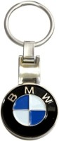 Trendy Loot Bmw Metal Locking Key Chain(Black)