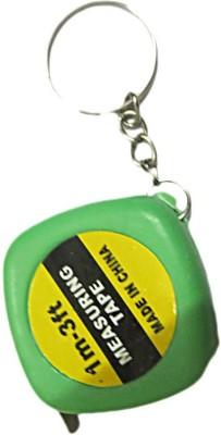 DCS Measurement tape keychain Locking Carabiner