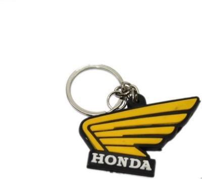 Ezone Rubber Honda Bent Gate Carabiner