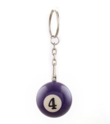 JLT Lucky Number 4 Key Chain
