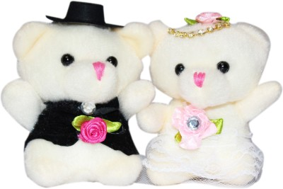 CTW Best Valentine Gifts For Red Moments For Valentine Teddy Couple For Him & Her Gift Set