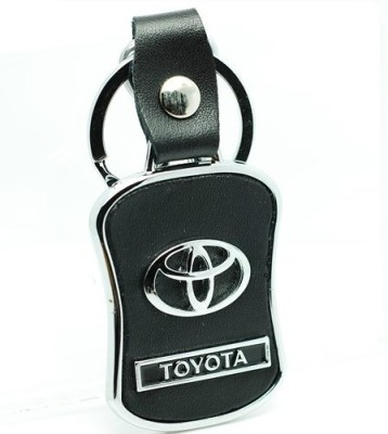 Kairos Premium Quality Toyota Leather Key Chain