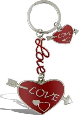 Get Fatang Arrow Heart Love Valentine Key Chain