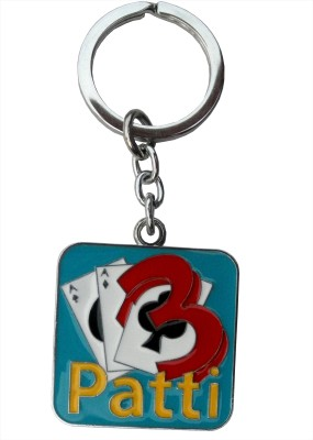 Get Fatang Teen Patti Cards Key Chain