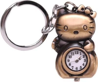 Oyedeal Designer Teddy with Pocket Clock Key Chain