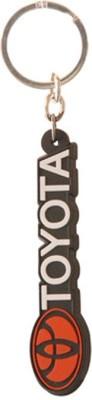 Confident MVP225 Non Metal Toyota Rubber Key Chain