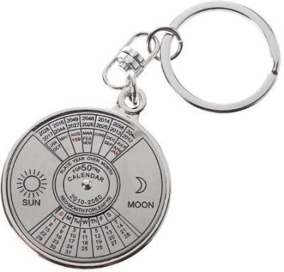 Chainz Perpetual Calendar 50 Year Key Chain