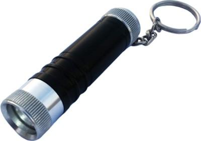 CS Innovativly Yours led torch black metal Key Chain
