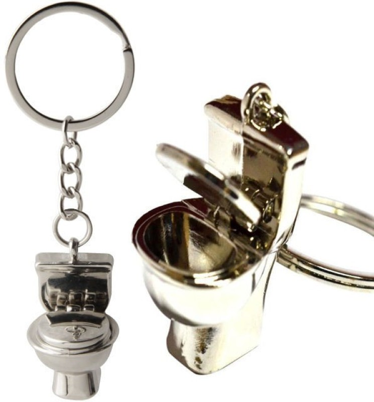 Alexus Commode And Commde K Key Chain