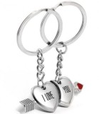 Siltason Shakti COUPLES HEARTS Key Chain...