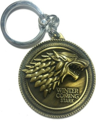 Mapple game of thrones-winter is coming keychain Key Chain