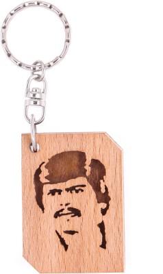 JM Shankar Nag Face Key Chain