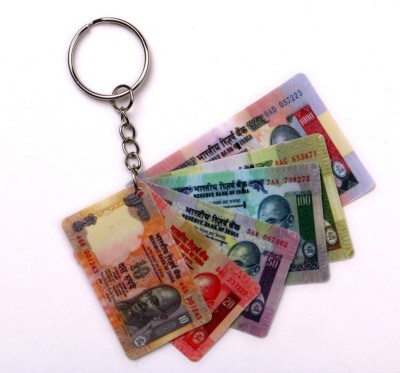 CTW I Love Indian Currency Key Chain