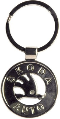 Rudham Skoda Logo Metal Car Key Chain