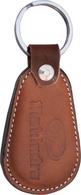 Zeroza Mahindra Leather MRA02 Key Chain