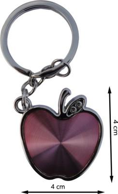 CS Innovativly Yours apple pink metal Key Chain