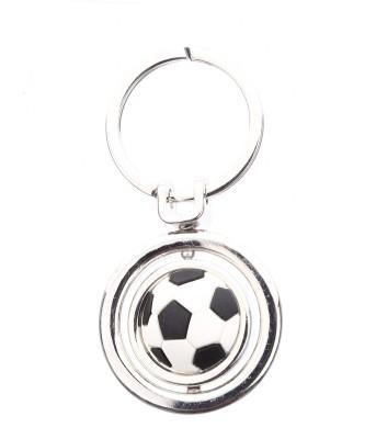 Confident Metal MVP133 Ring FootBall Key Chain