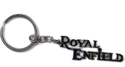 JDK Royal Enfield Logo Design Key Chain