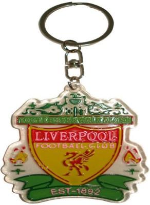SSD Liverpool Key Chain