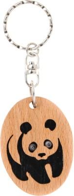 JM Panda Key Chain