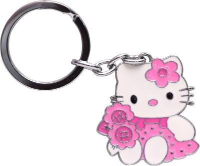 Zeroza Kitty Full Metal FY82 Key Chain