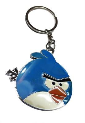Aditya Traders Metal Angry Bird Key Chain