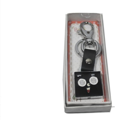 SILTASON SHAKTI FUNNY FACE Locking Key Chain